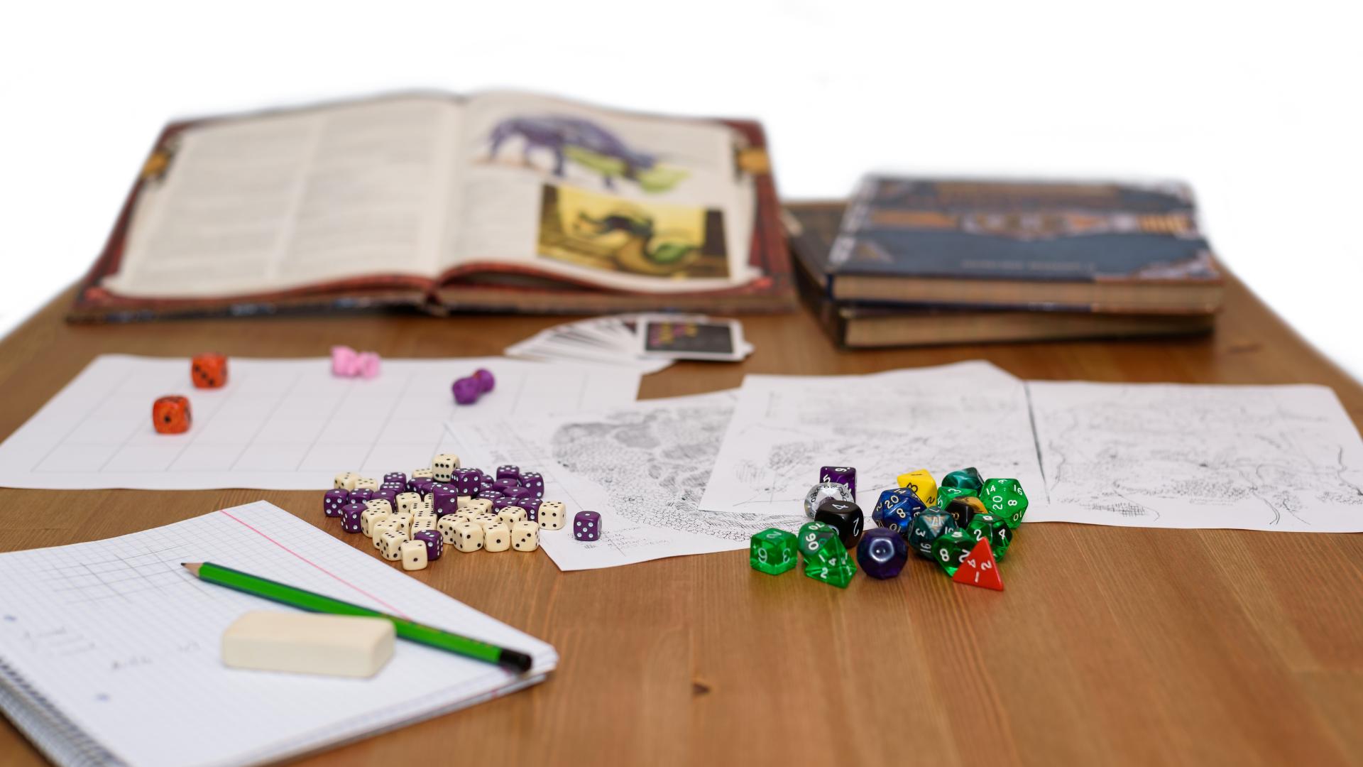 Manuali gioco di ruolo: come stamparli
