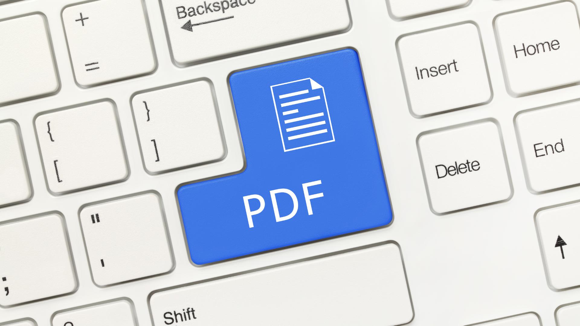I problemi di stampa di un file PDF