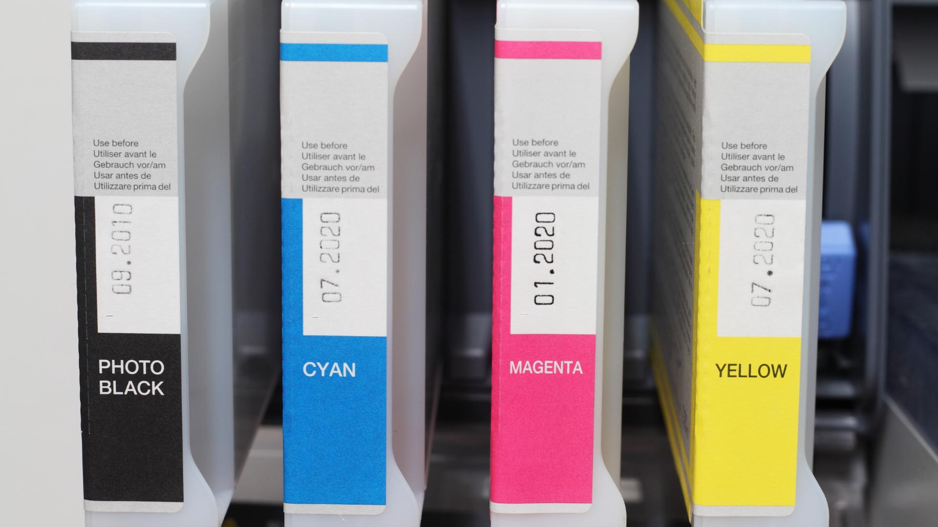 Stampare a colori: i costi